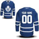 YOUR NAME Toronto Maple Leafs Home Jersey