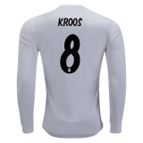 Home LS Jersey FC RM 18/19 Kroos