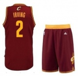 Kyrie Irving Cavaliers road jersey + shorts (swingman)
