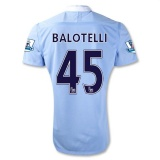 Home Jersey FC MC 11/12 Balotelli