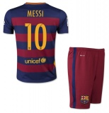 KIDS Home Jersey FC Barcelona 15/16 Messi