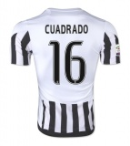 Home Authentic Jersey FC Juventus 15/16 Quadrado