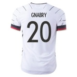 Authentic Home Jersey Germany 2020 Serge Gnabry