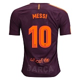 Third Jersey FC Barcelona 17/18 Messi