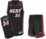Ray Allen road jersey + shorts (swingman)