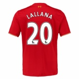 Home Jersey FC Liverpool 15/16 Lallana