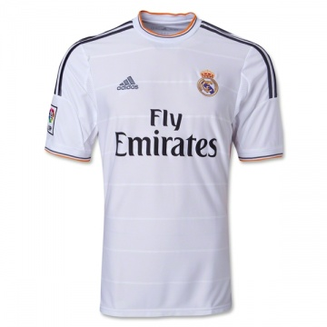 Home Jersey FC RM 13/14 Bale