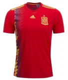 Home Jersey Spain 2018