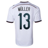 Home Jersey Germany 2014 Muller