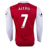 Home LS Jersey FC Arsenal 16/17 Alexis