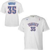 Thunder White T-Shirt Durant