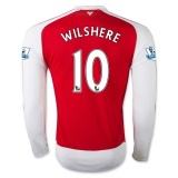 Home Jersey LS FC Arsenal 15/16 Wilshere