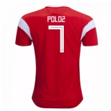 Home Jersey Russia 2018 Poloz