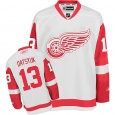 Datsyuk Detroit Red Wings Road Jersey