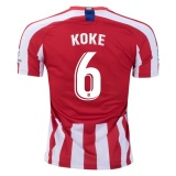 Home Jersey FC Atletico Madrid 19/20 Koke