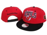 Mitchell & Ness New Jersey Devils Cap