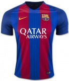 Home Authentic Jersey FC Barcelona 16/17