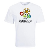 Euro 2012 Official Logo T-shirt