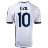 Home Jersey FC Real Madrid 12/13 Ozil