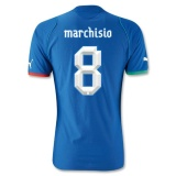 Home Jersey Italy 13/14 Marchisio