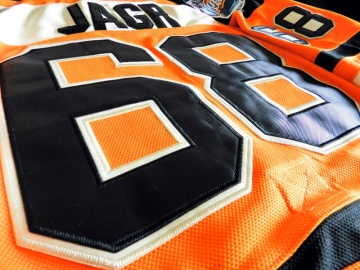Jagr  Philadelphia Flyers Home Jersey