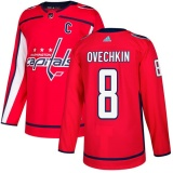 Ovechkin Washington Capitals Home Jersey 18/19