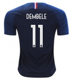 Home Jersey France Dembele 2018