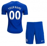 KIDS Home Jersey FC Chelsea 17/18 YOUR NAME