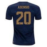 Away Jersey FC RM 19/20 Asensio