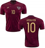 Home Jersey Russia EURO 2016 Arshavin