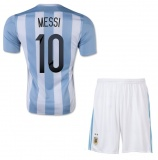 KIDS Home Jersey Argentina 15/16 Messi