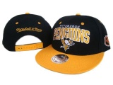 Mitchell & Ness Pittsburgh Penguins Cap