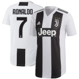 Home Authentic Jersey FC Juventus 18/19 Ronaldo