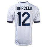 Home Jersey FC Real Madrid 12/13 Marcelo