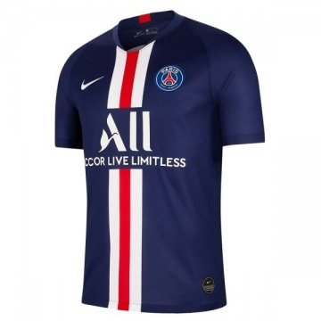Home Jersey FC PSG 19/20 Mbappe