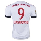 Away Jersey FC BM 15/16 Lewandowski