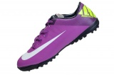 Nike Mercurial Vapor Superfly III TF (puprle and white)