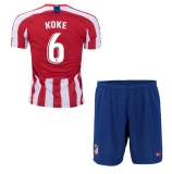 KIDS Home Jersey FC Atletico Madrid 19/20 Koke