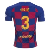 Home Jersey FC Barcelona 19/20 Pique