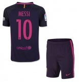 KIDS Away Jersey FC Barcelona 16/17 Messi