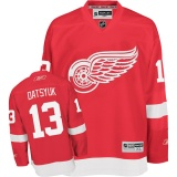 Datsyuk Detroit Red Wings Home Jersey