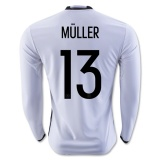 Home LS Jersey Germany 2016 Muller