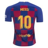 Home Authentic Jersey FC Barcelona 19/20 Messi