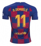 Home Jersey FC Barcelona 19/20 Dembele