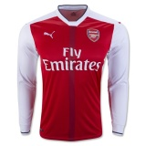 Home LS Jersey FC Arsenal 16/17