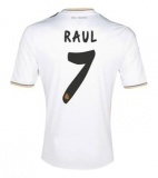 Home Jersey FC RM 13/14 Raul