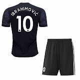 KIDS Away jersey FC MU 17/18 Ibrahimovic