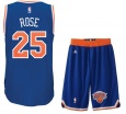 Derrick Rose road jersey + shorts (swingman)