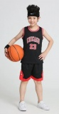 KIDS Jordan Chicago Bulls jersey + shorts (replica)