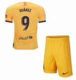 KIDS Away Jersey FC Barcelona 19/20 Suarez